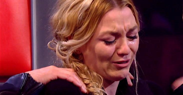 Stéphanie Boulay explique ses crises de larmes à «La Voix»