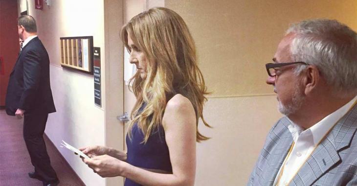 Bouleversée, Céline Dion dénonce une situation inacceptable