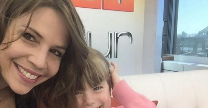 Marie-Christine Proulx partage une adorable photo de sa fille...