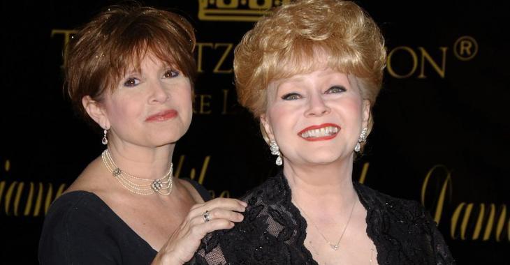 Cette actrice connue livre une touchante prestation en hommage à Carrie Fisher et Debbie Reynolds