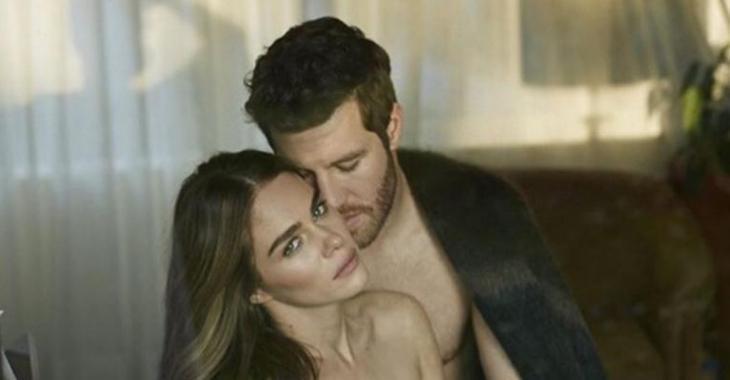 Maripier Morin partage une sensuelle photo d'elle et Brandon, mais la note qui accompagne la photo: WOW!