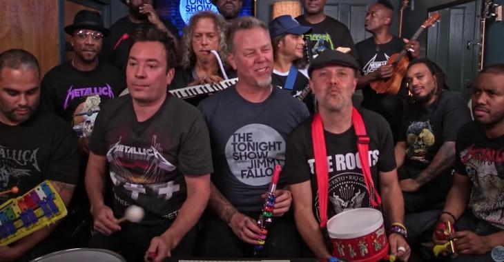 Tous les fans de Metallica vont CAPOTER sur cette vidéo!