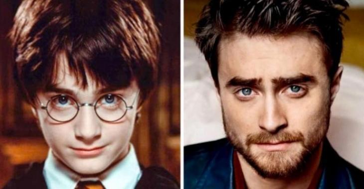 Voici à quoi ressemblent les vedettes d'Harry Potter 15 ans après le film