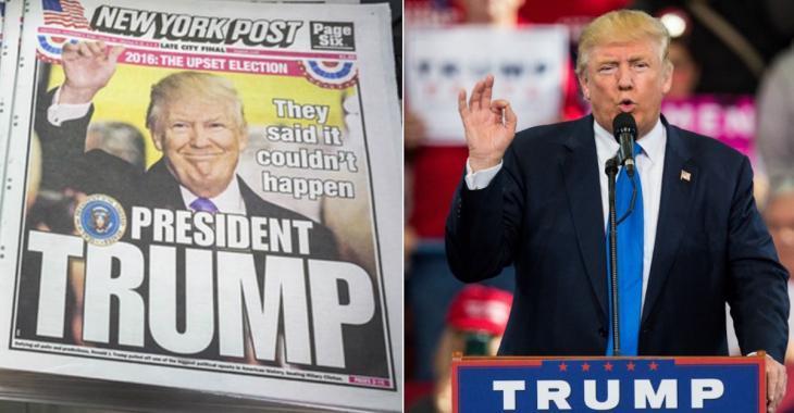 Une citation de Donald Trump en 1998 sème la terreur au lendemain des élections
