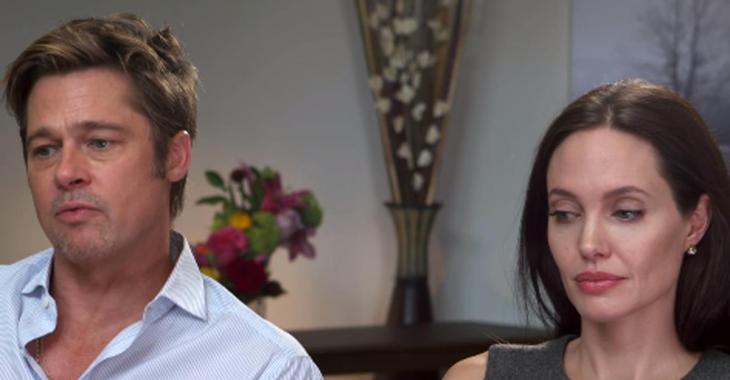 Une nouvelle CHOC concernant Brad Pitt et Angelina Jolie...
