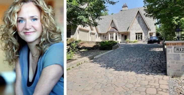 La maison de Brigitte Lafleur est déjà en vente!