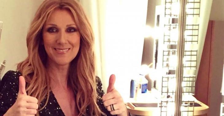 Céline Dion partage des photos émouvantes sur les réseaux sociaux...