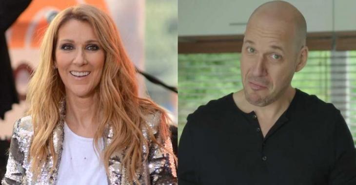 Céline Dion fait tout un cadeau à Martin Matte!
