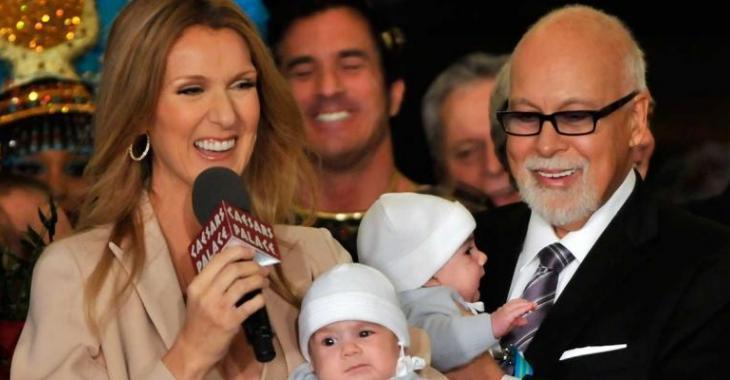 Céline Dion se confie à propos de ses enfants et de la mort de René Angélil