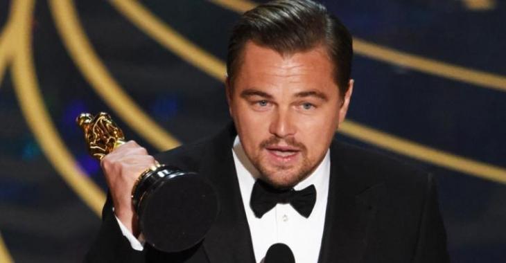 Voici de quoi a l'air la nouvelle flamme de 19 ans de Leonardo DiCaprio