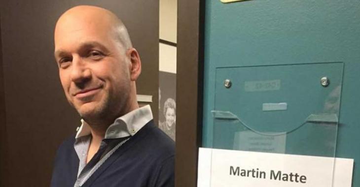 Martin Matte publie une photo de Céline et lui qui provoque plusieurs réactions...