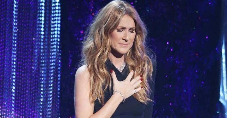 Attristée, Céline Dion rend hommage au fils décédé d'un célèbre chanteur...
