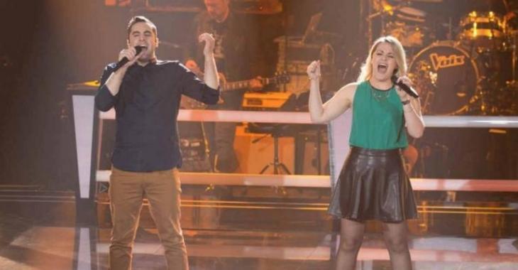 Deux concurrents de La Voix ont vécu un moment déchirant, hier