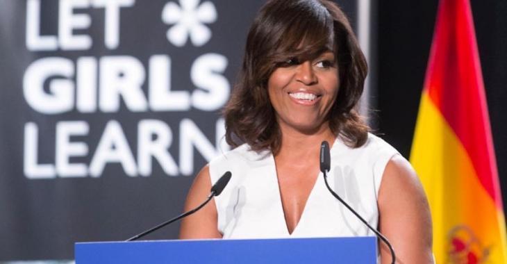 Des photos à couper le souffle de Michelle Obama font réagir le monde entier