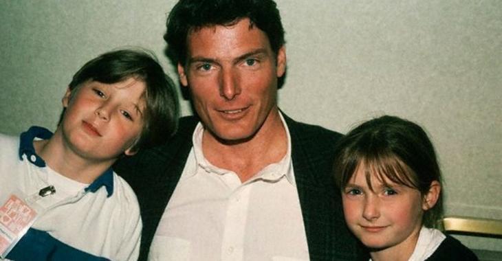 Les enfants de Christopher Reeve ont beaucoup grandi... et ils ressemblent tellement à leur père!