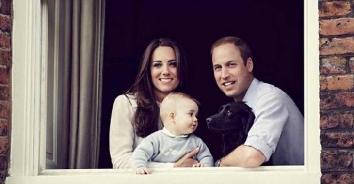 Une photo du Prince George enflamme le web... vous comprendrez vite pourquoi!