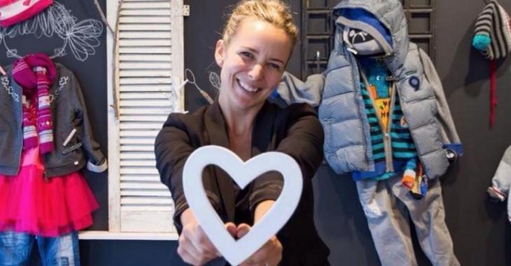 Une animatrice Québécoise accouche de son quatrième enfant!
