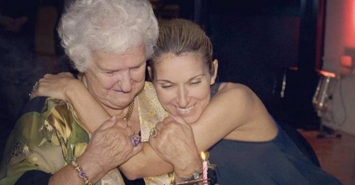 L'émouvant message de Céline à sa maman pour son anniversaire