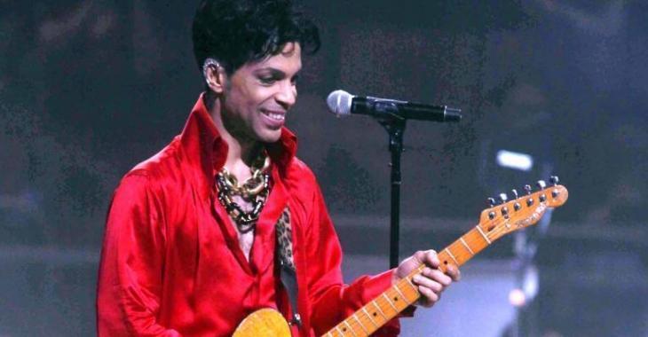 Une photo de Prince prise quelques heures avant sa mort bouleverse le monde entier...