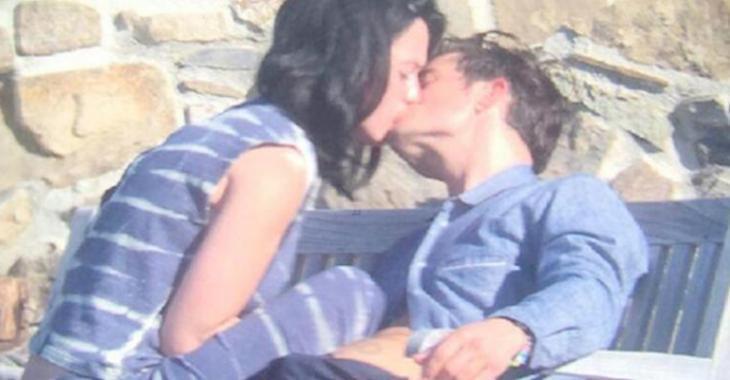 Il y a de l'amour dans l'air, on peut certainement dire qu'ils forment maintenant un couple!