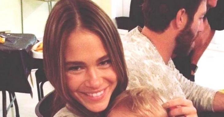 Cette photo de Maripier Morin prouve qu'elle sera une maman extraordinaire!