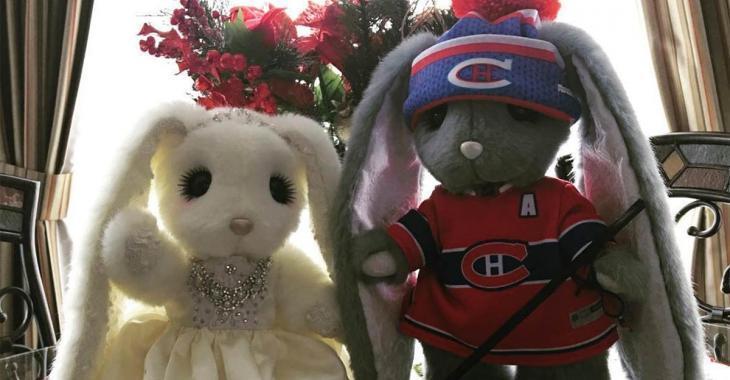 Un joueur-vedette du Canadien va se marier... et sa blonde est magnifique!