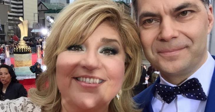 Marie-Claude Barrette et Mario Dumont ont vécu des moments émotifs cette semaine