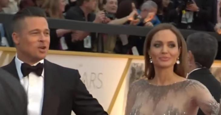 Brad Pitt sous enquête pour des gestes violents.
