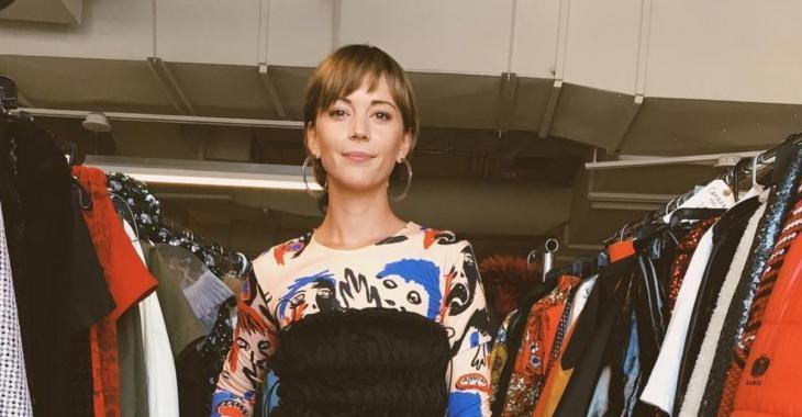 La nouvelle tête et la robe de Vanessa Pilon ont fait réagir sur le tapis rouge du Gala de l'Adisq