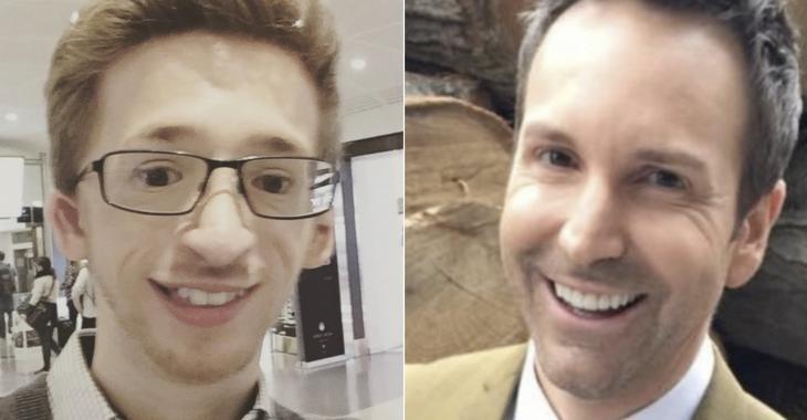 Jérémy Gabriel et Éric Salvail victimes d'un canular