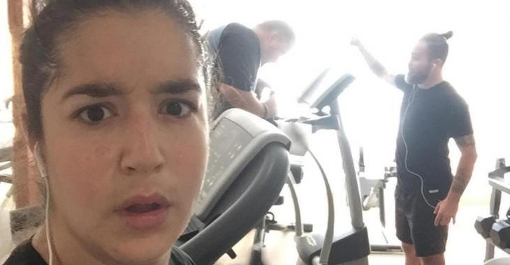 Mariana Mazza sème l'hystérie sur Instagram avec un vêtement qui en choquera quelques uns...