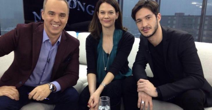 Éric Bruneau et Fanny Mallette ne tourneront plus avec Sylvain Archambault