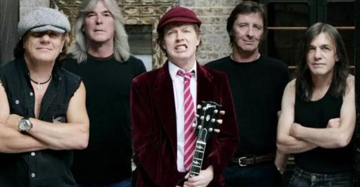 Un membre du groupe AC/DC perd la vie...