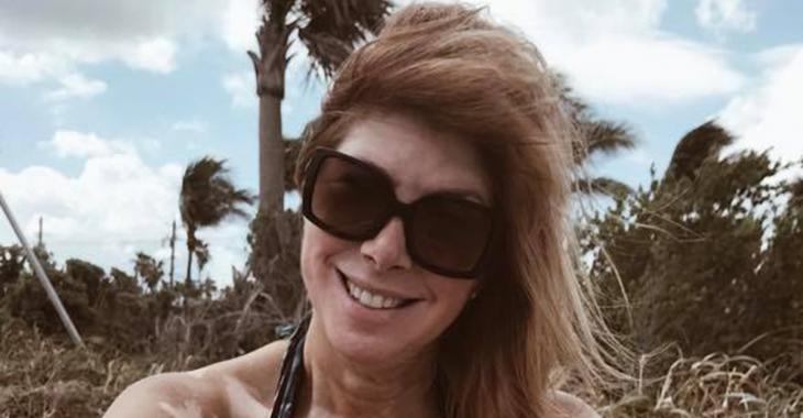 Chantal Lacroix ne laisse personne indifférent en publiant une photo de son corps