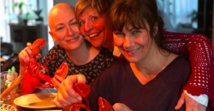 Anick Lemay publie un nouveau texte bouleversant sur son cancer