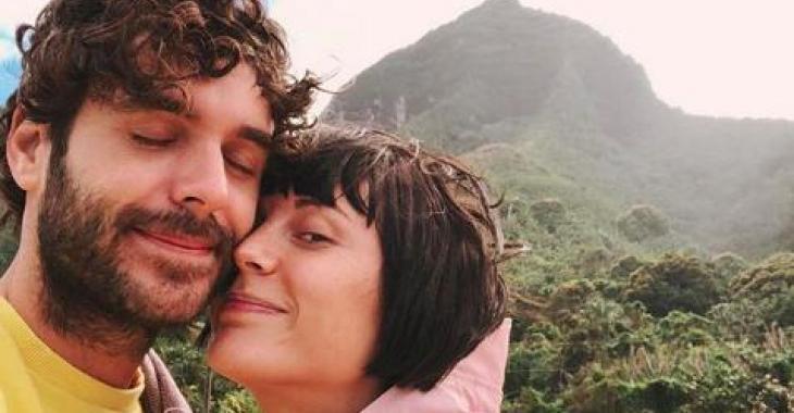 Vanessa Pilon et Alex Nevsky font un pas de plus, à quelques jours de l'arrivée de leur bébé