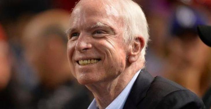 DERNIÈRE HEURE: Le sénateur John McCain est décédé à 81 ans