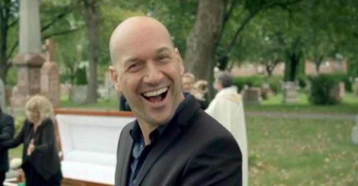 Martin Matte se confie suite aux mauvaises critiques sur son nouveau spectacle d'humour