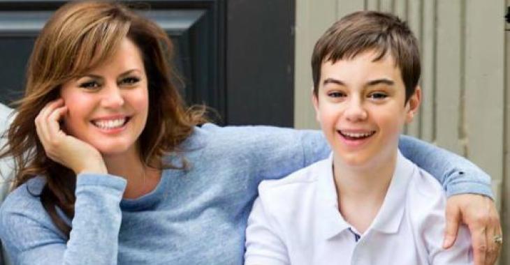 Magnifique nouvelle pour Benjamin, le fils autiste de Patricia Paquin