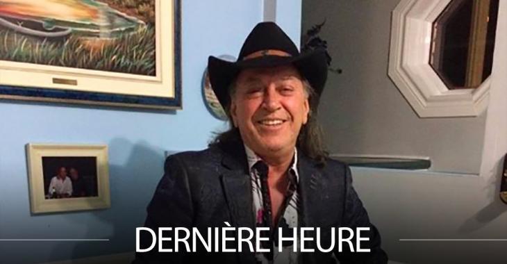 DERNIÈRE HEURE: Paul Daraîche met sa carrière sur pause en raison d'un grave problème de santé