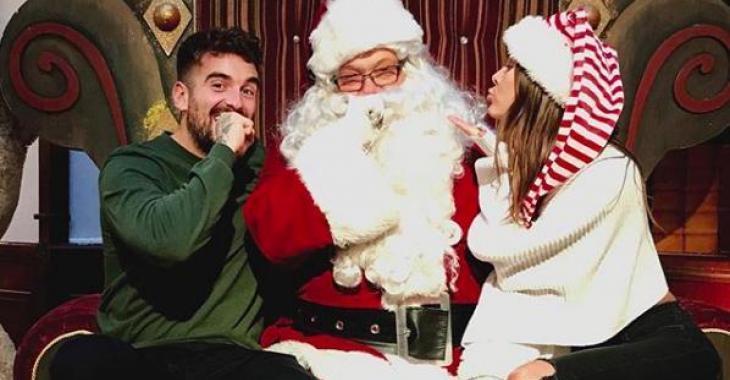 OD: Renaud et Jessika ont passé Noël ensemble et semblent plus amoureux que jamais
