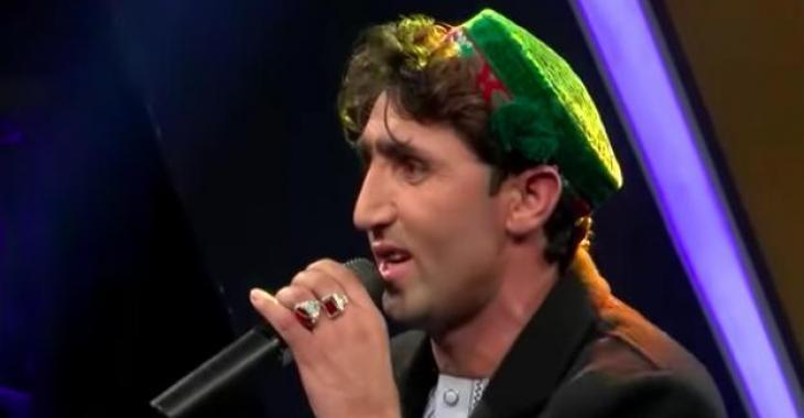 Ce Justin Trudeau afghan est la chose la plus drôle que vous verrez aujourd'hui
