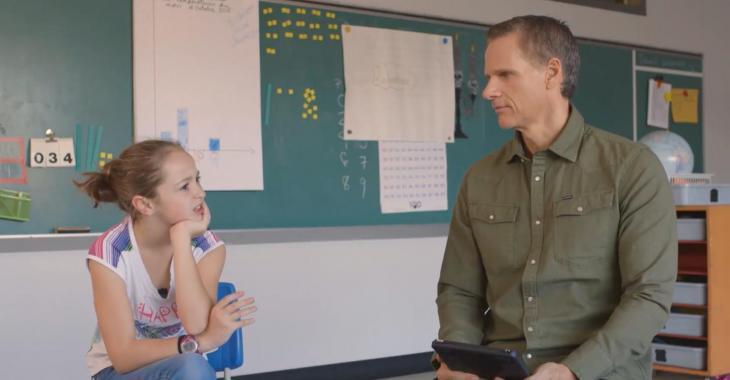 François Morency interviewe des enfants et c'est la chose la plus drôle que vous verrez aujourd'hui!