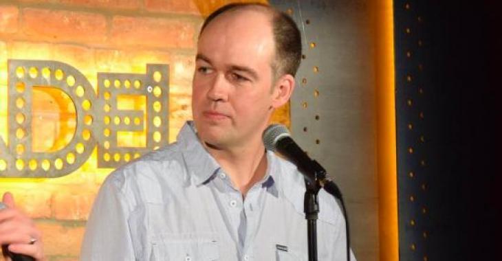 L'humoriste Guy Nantel pique une sainte colère contre les Québécois