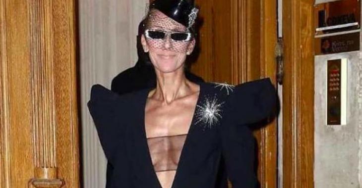 Une nouvelle photo de Céline Dion fait le tour du Web et inquiète beaucoup ses fans