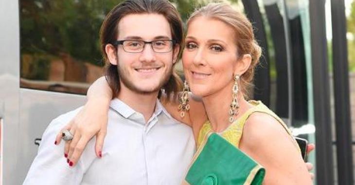 Céline Dion fait de surprenants commentaires concernant son fils René-Charles