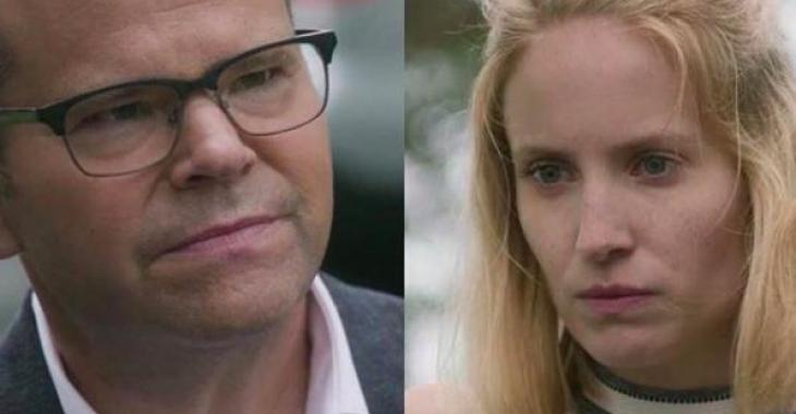 Charlotte Legault révèle un secret sur Michel Charette et leurs personnages dans District 31