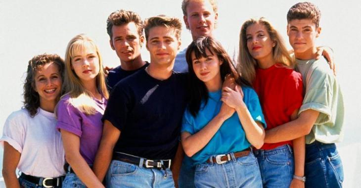 Beverly Hills 90210 de retour cet été!