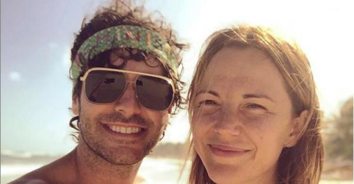 Alex Nevsky partage une photo absolument irrésistible de Vanessa Pilon en bikini, avec leur fille Claire