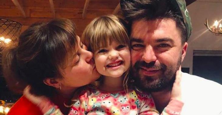 Patricia Paquin publie une nouvelle adorable vidéo de sa petite Florence